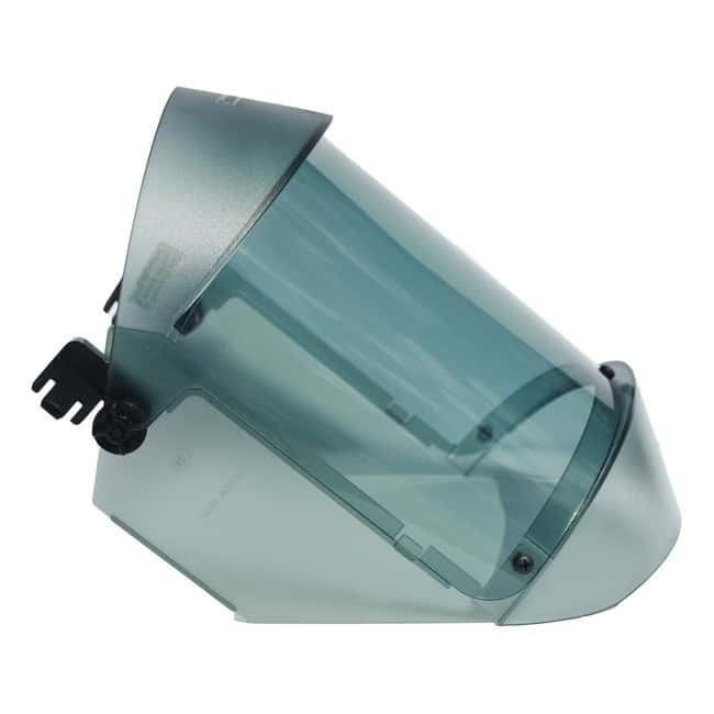 OberonScratch Resistant Face Shield With brackets; Clear:Personal Protective