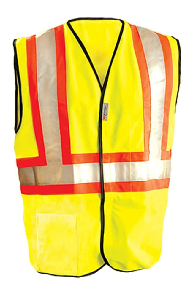 OccuNomix High Visibility Vests Medium:Gloves, Glasses and Safety