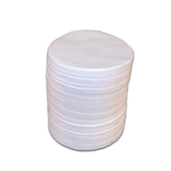 OhausGlass Fiber Pads for MB35, MB45, MB27, MB90 and MB120 Moisture Analyzers