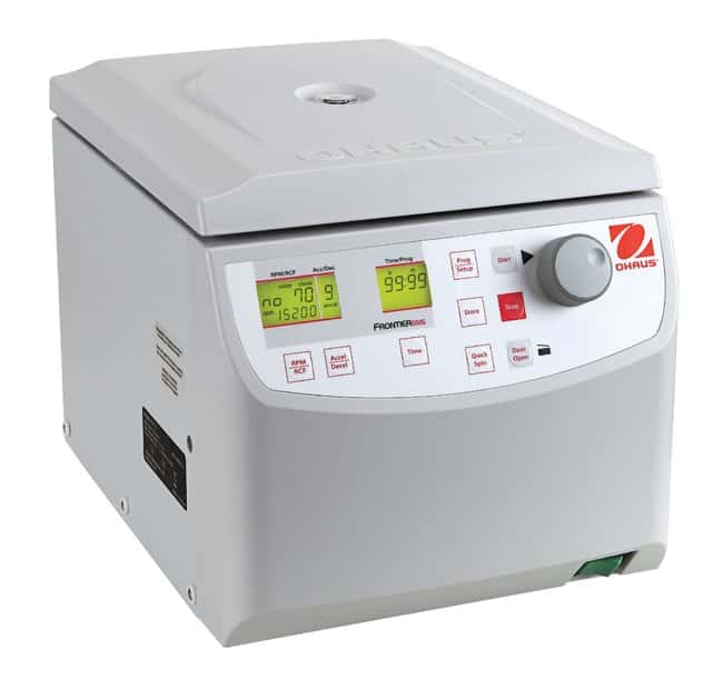 Ohaus Frontier 5000 Series Micro Centrifuge  Model Number FC5515:Centrifuges