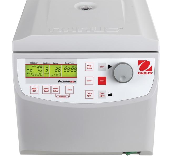 OhausFrontier 5000 Series Micro Centrifuge:Centrifuges:Microcentrifuges