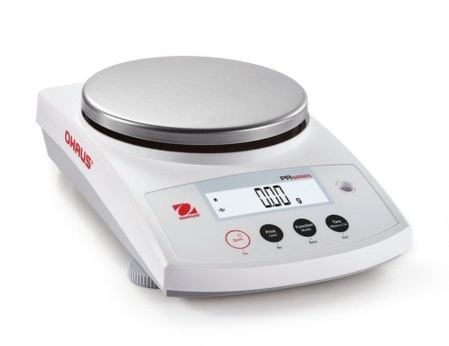 OHAUS™Balance électronique - Série PR Modèle: PR-6201 OHAUS™Balance électronique - Série PR