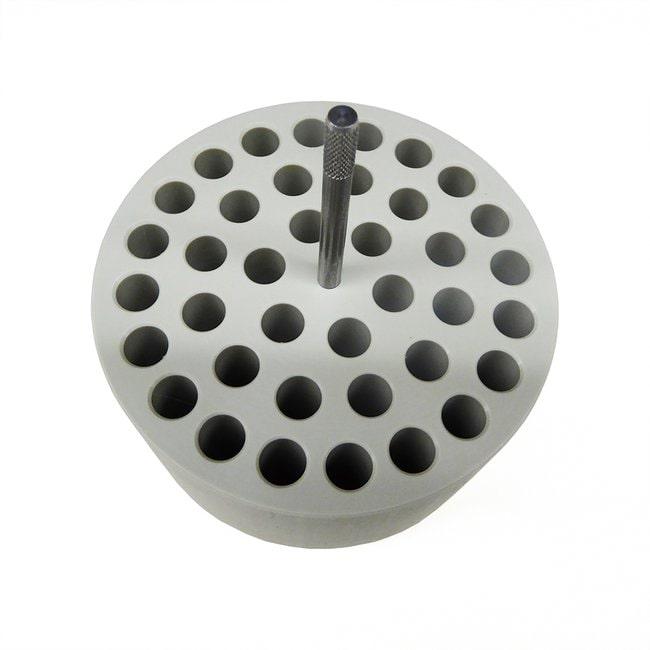 OHAUS™Rack pour centrifugeuse 38 x 1,1/1,4ml, Sar x2 OHAUS™Rack pour centrifugeuse