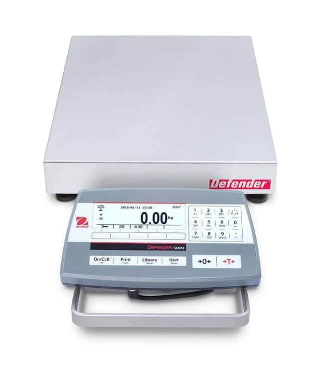 OHAUSDefender 5000 Bench Scales, 12 x 12 Inch Platform:Balances and Scales:Scales