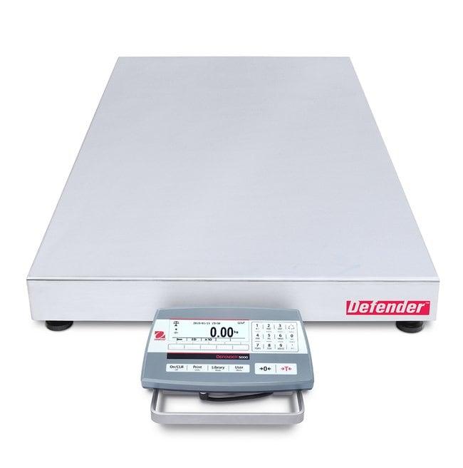 OhausDefender 5000 Bench Scales, 24 x 31.5 Inch Platform Defender 5000