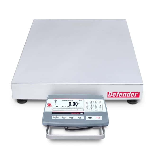 OHAUSDefender 5000 Bench Scales, 18 x 24 Inch Platform:Balances and Scales:Scales