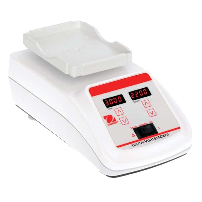 OHAUS Microplate Vortex Mixer  Digital:Mixers, Shakers and Stirrers