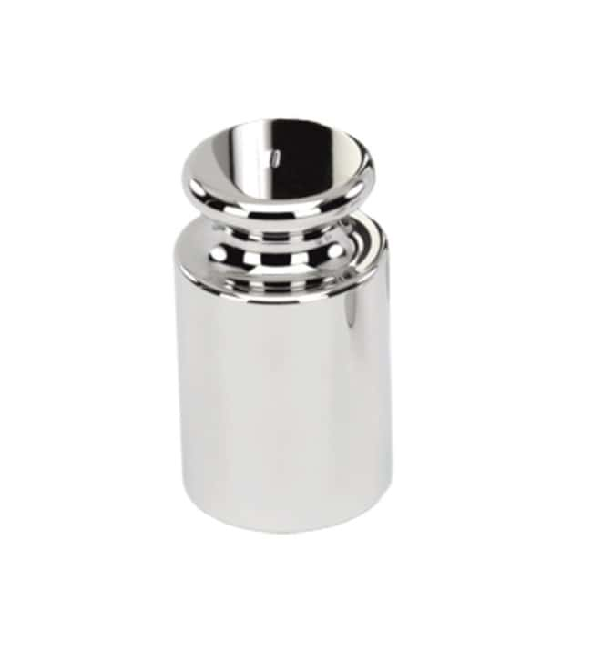 Ohaus™ Stainless Steel Calibration Weights - OIML F1 50 g Ohaus™ Stainless Steel Calibration Weights - OIML F1