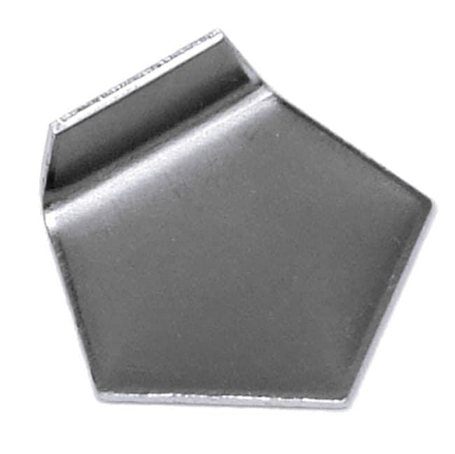 Ohaus™Poids de calibrage en acier inox: OIMLF1 500mg Ohaus™Poids de calibrage en acier inox: OIMLF1