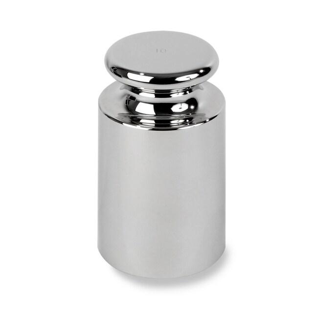 Ohaus™Poids de calibrage en acier inox: OIMLF2 10kg Ohaus™Poids de calibrage en acier inox: OIMLF2