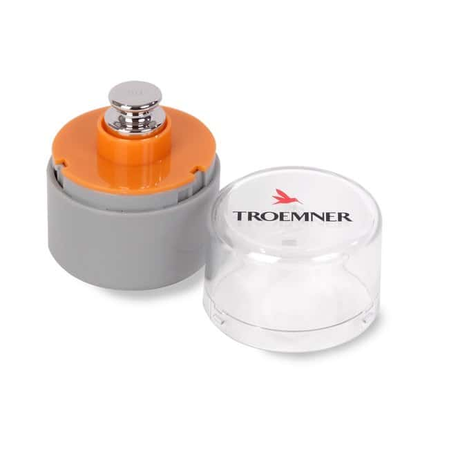 Ohaus™Stainless Steel Calibration Weights - OIML E1, NVLAP 50 g Ohaus™Stainless Steel Calibration Weights - OIML E1, NVLAP