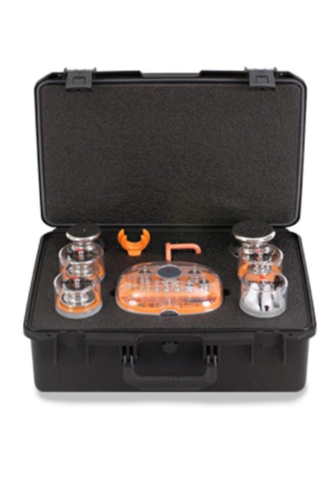 Ohaus™OIML E1 Weight Set, NVLAP Certificate 210 kg - 1 mg Ohaus™OIML E1 Weight Set, NVLAP Certificate