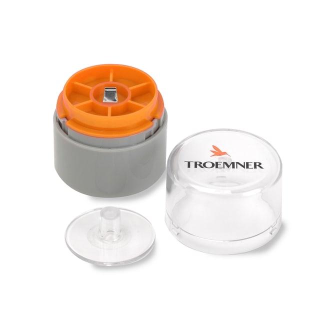 Ohaus™Poids de calibrage en acier inox: OIMLE2 200mg Ohaus™Poids de calibrage en acier inox: OIMLE2