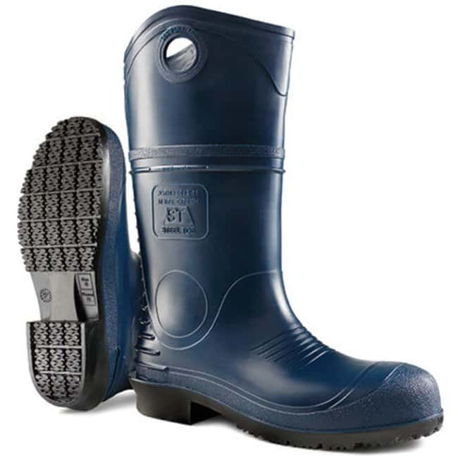 DunlopOnguard DuraPro Chemical Resistant Steel Toe Boots with Steel Shank:Personal