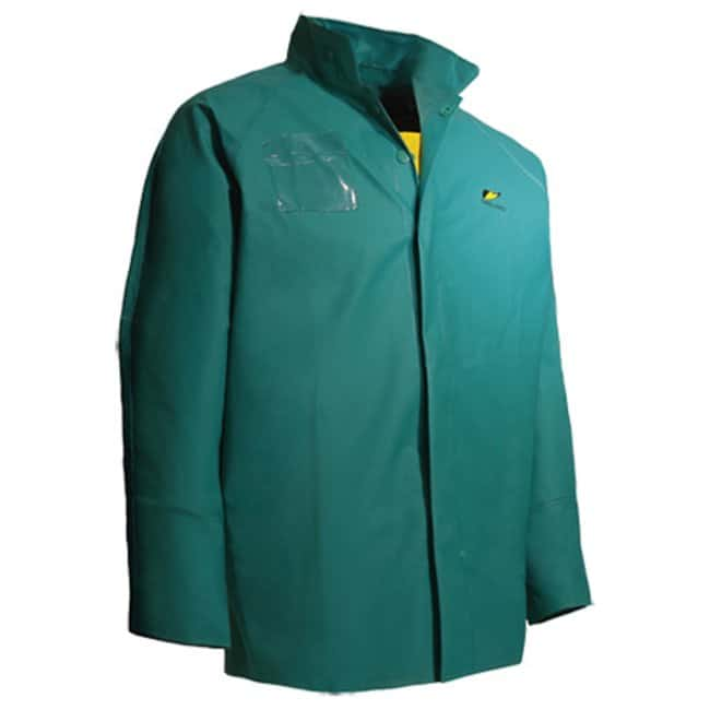 Dunlop™Onguard™ Chemtex Jacket with Hood Snaps