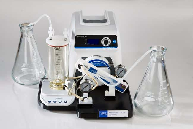 PallMinimate; EVO Tangential Flow Filtration (TFF) System