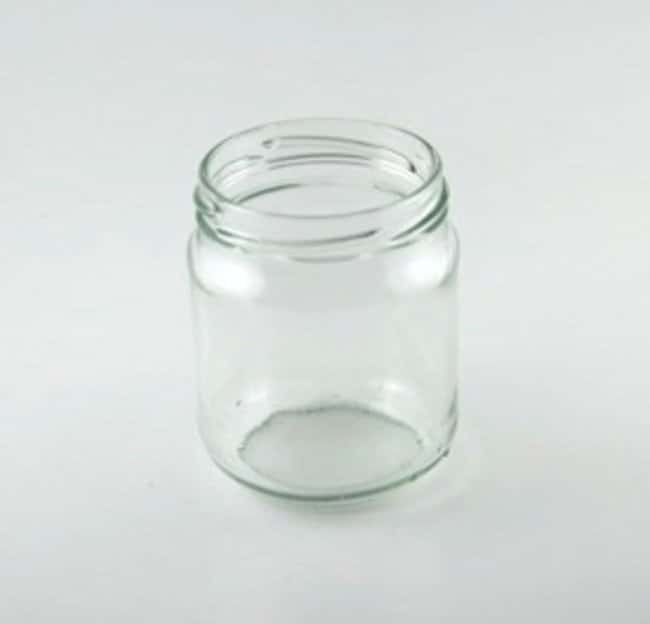 Parisienne De Verrerie™Soda-Lime White Glass Twist-Off Round Jar, Without Lid Capacity: 210mL products