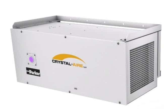 ParkerCRYSTAL-AIREuv Air Purifier Wall:Facility Safety and Maintenance
