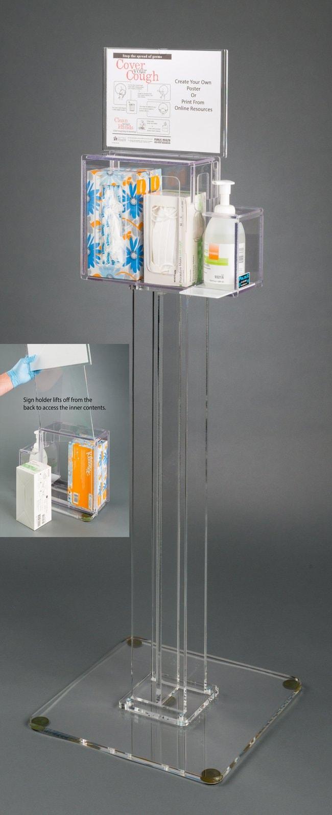 PoltexRespiratory Hygiene Station G Stand:Furniture