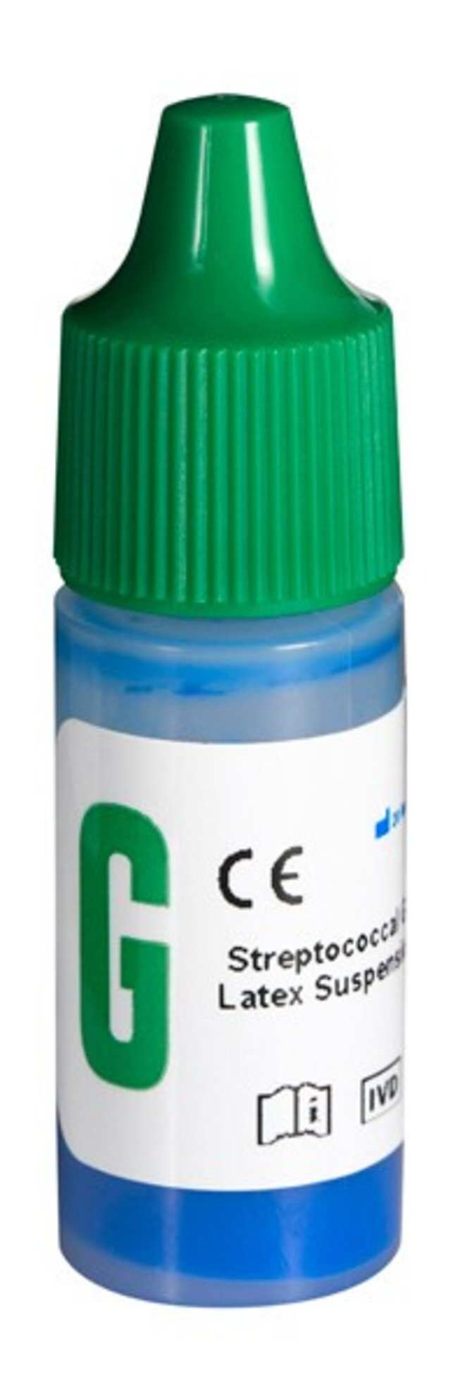 Pro-Lab Diagnostics™Prolex™ Streptococcal Grouping Latex Kits Group G Streptococcal Latex Reagent Pro-Lab Diagnostics™Prolex™ Streptococcal Grouping Latex Kits