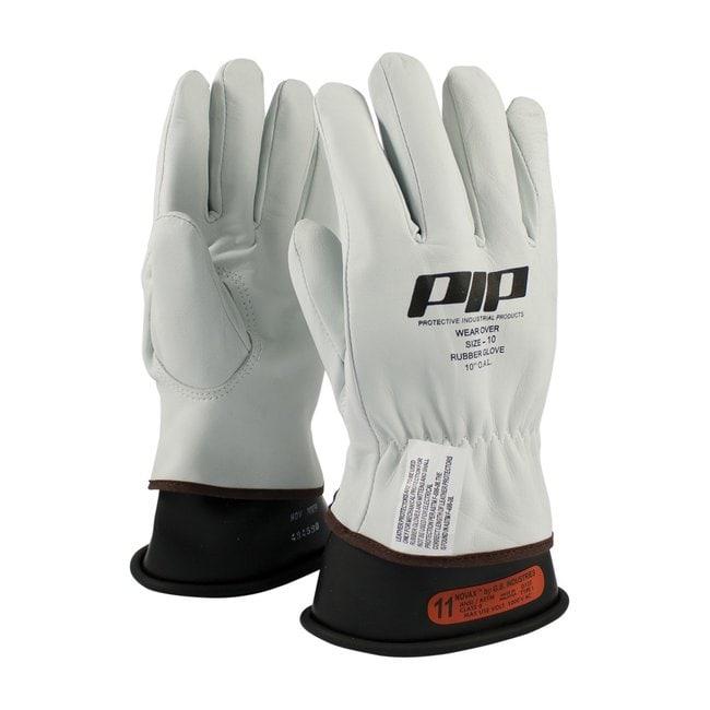 PIP Top Grain Goatskin Leather Protector for Novax Gloves::