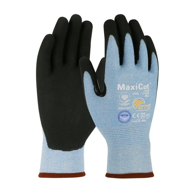 PIP MaxiCut Ultra Dyneema Diamond Blended Glove with Nitrile Grip S