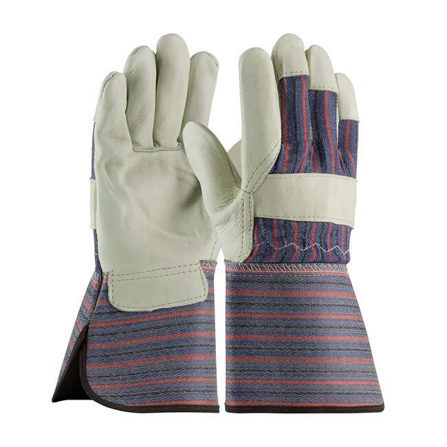 PIP Regular Grade Top Grain Cowhide Leather Palm Glove S