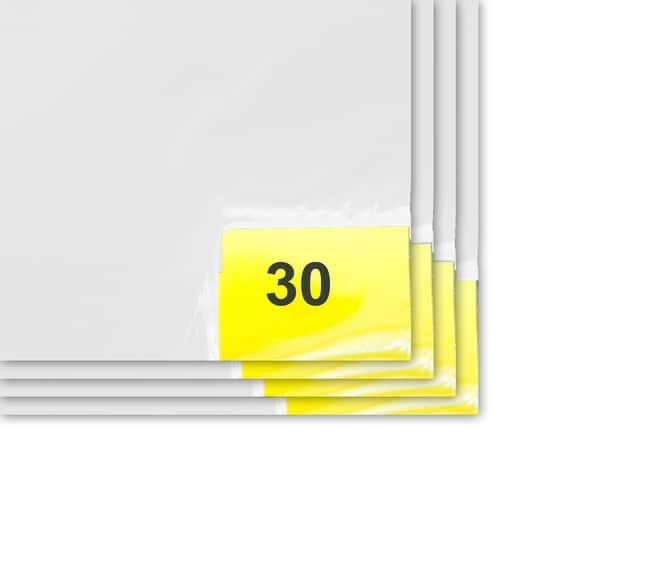 PURUS™Tapis de contrôle de la contamination 30couches EnviroTack™ Blanc; 36x60po.; 1,4mil; 4/boîte PURUS™Tapis de contrôle de la contamination 30couches EnviroTack™