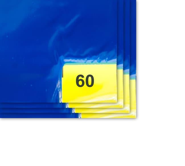 PURUS™60-Layer EnviroTack™ Contamination Control Mats Blue; 36 x 36 in. PURUS™60-Layer EnviroTack™ Contamination Control Mats