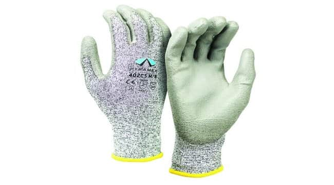 Pyramex Safety Products Poly-Torq GL402C5 Series Gloves 2XL