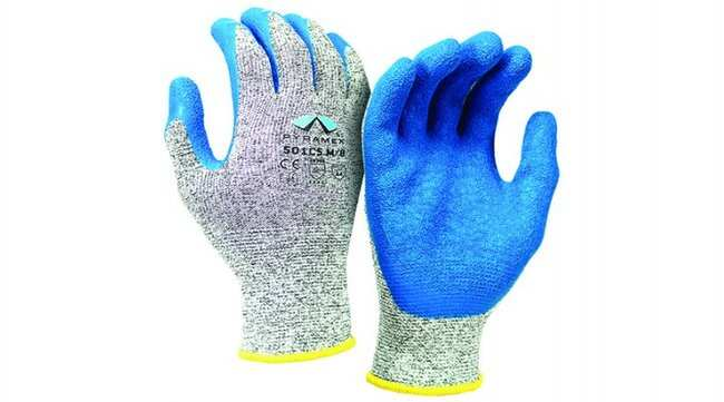 Pyramex Safety Products ArchonX GL501C5 Series Gloves L:Gloves, Glasses