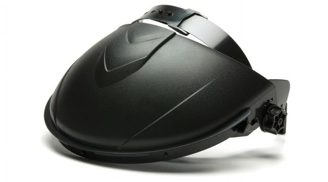 Pyramex Ridgeline HGBR Ratchet Headgear Includes: Ratchet and pivoting