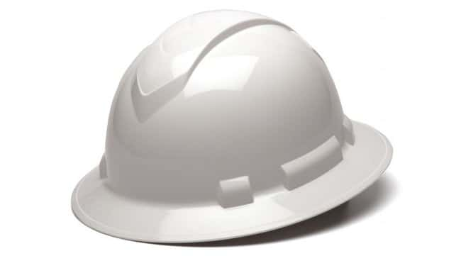 PyramexRidgeline Full Brim Hard Hat:Personal Protective Equipment:Head
