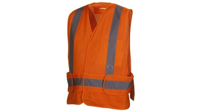 Pyramex Safety ProductsHi-Visibility Self-Extinguishing Safety Vest:Personal