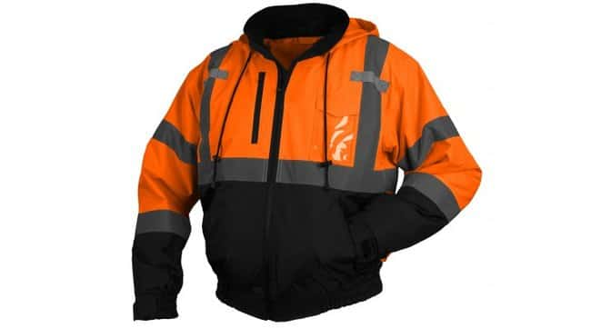 Pyramex RJ31 Series Winter Wear Bomber Jacket:Gloves, Glasses and Safety:Personal