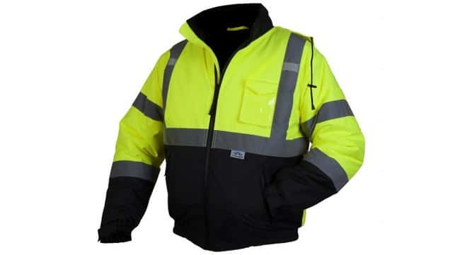 Pyramex RJ32 Series Winter Wear Bomber Jacket X-Large:Gloves, Glasses and