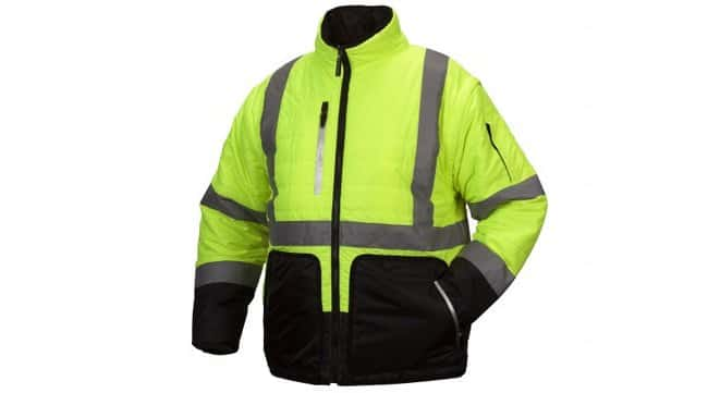 Pyramex RJR33 Series Winter Wear Jacket 4X-Large:Gloves, Glasses and Safety