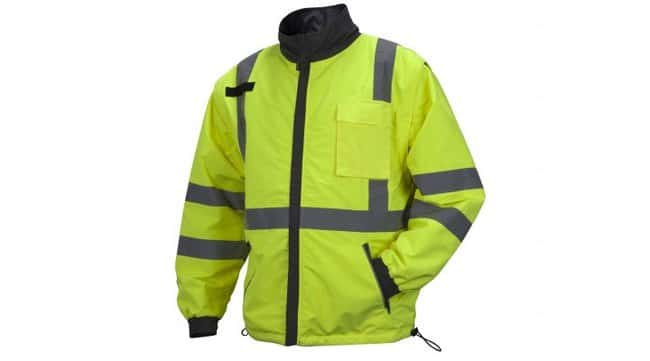 Pyramex RJR34 Series Winter Wear Windbreaker 4X-Large:Gloves, Glasses and