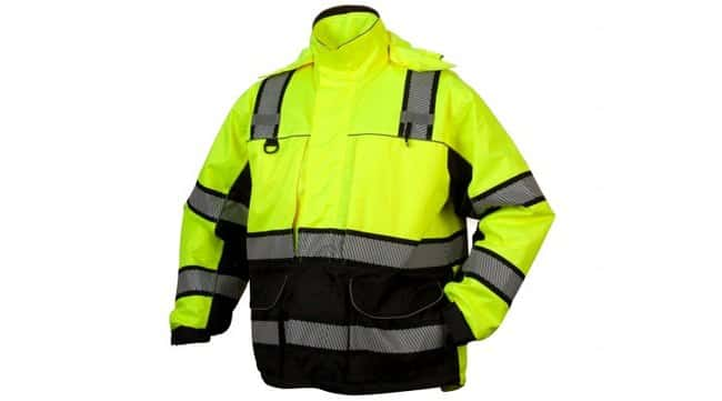 Pyramex Class 3 Multi-Layer Parka 2X-Large:Gloves, Glasses and Safety