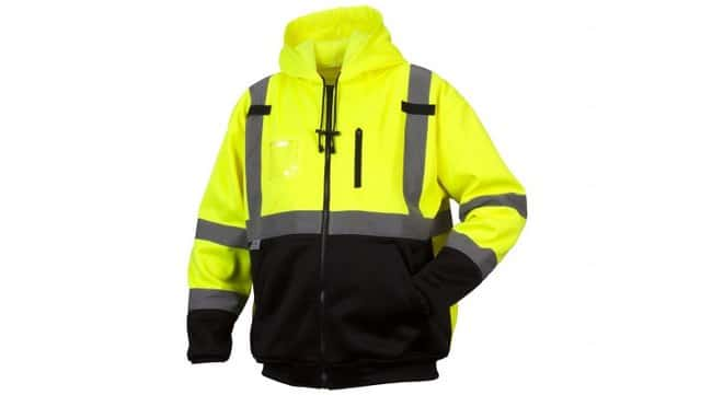Pyramex Class 3 Premium Zipper Sweatshirts:Gloves, Glasses and Safety:Personal