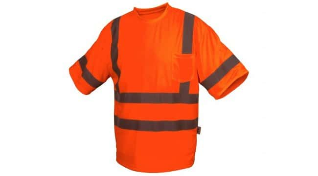 Pyramex Class 3 Heat Sealed Tape T-Shirts:Gloves, Glasses and Safety:Personal