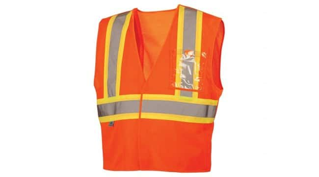 Pyramex 5 Point Break Hi-Vis Safety Vests:Gloves, Glasses and Safety:Personal