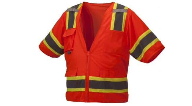PyramexRVZ34 Series - Safety Vest:Personal Protective Equipment:Safety