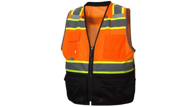 Pyramex RVZ44B Series - Safety Vest:Gloves, Glasses and Safety:Personal