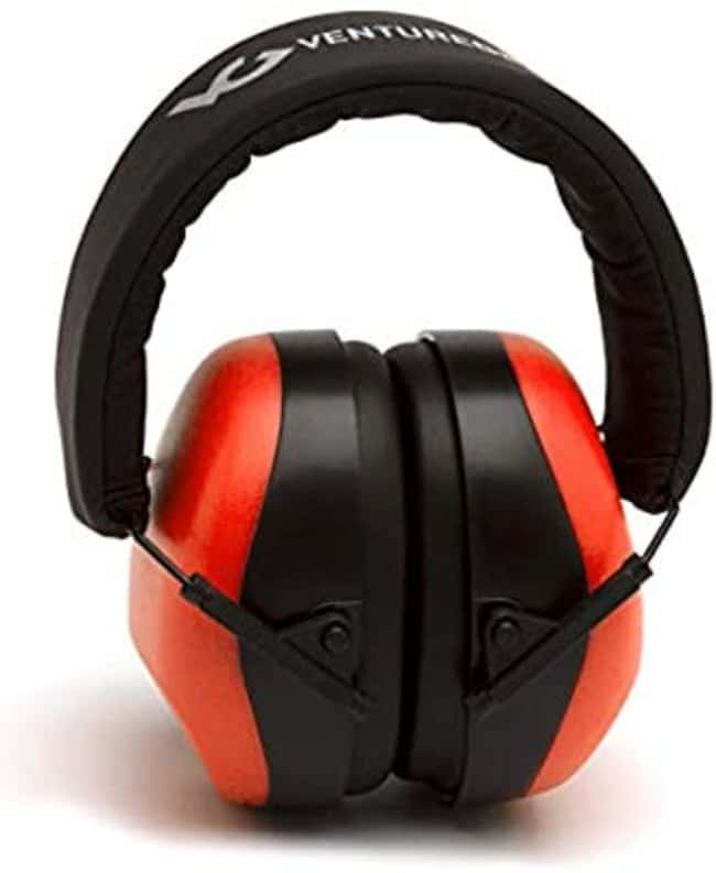 PyramexVenture Gear VG80 Series Ear Muffs Color: High Visibility Orange:Personal