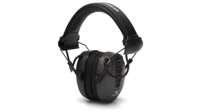 PyramexVenture Gear Clandestine Electronic Ear Muffs:Personal Protective