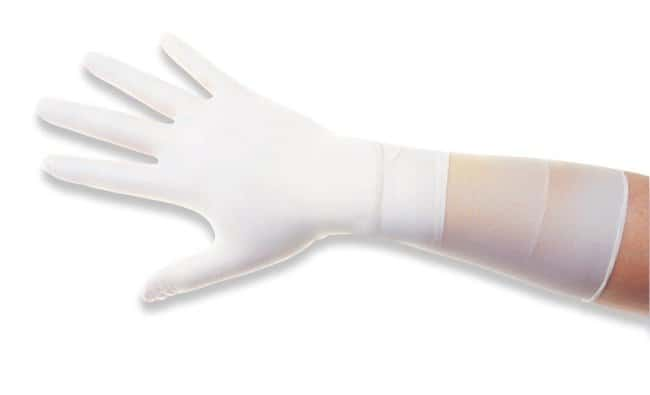 QRP Q-Series White Nitrile Gloves X-Large:Gloves, Glasses and Safety