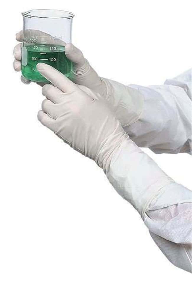 QRP Q-Series White Nitrile Gloves Medium:Gloves, Glasses and Safety