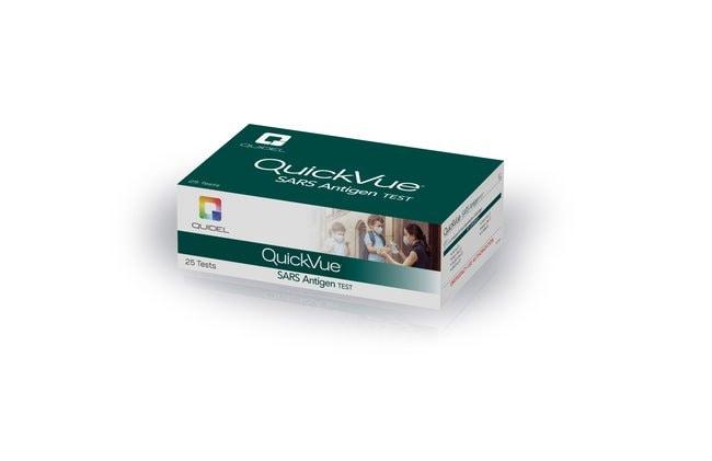 QuidelQuickVue SARS Antigen Test Kit 25/Kit Nasal Swab:Diagnostic Tests