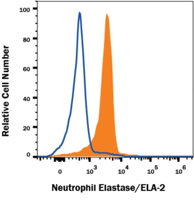 Neutrophil Elastase/ELA2, Mouse anti-Human, Clone: 950317R, R:Antibodies:Primary